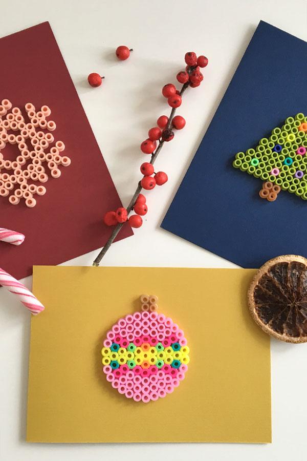 weihnachtskarten f r oma opa und alle anderen lieben. Black Bedroom Furniture Sets. Home Design Ideas