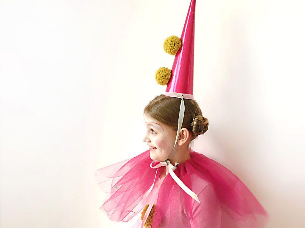 Bild für Harlekin-Kostüm - Schnell und einfach selbstgemacht!