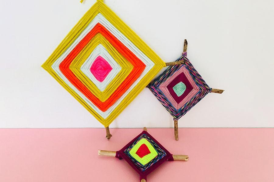 Bild für Farbenfrohes DIY-Geschenk
