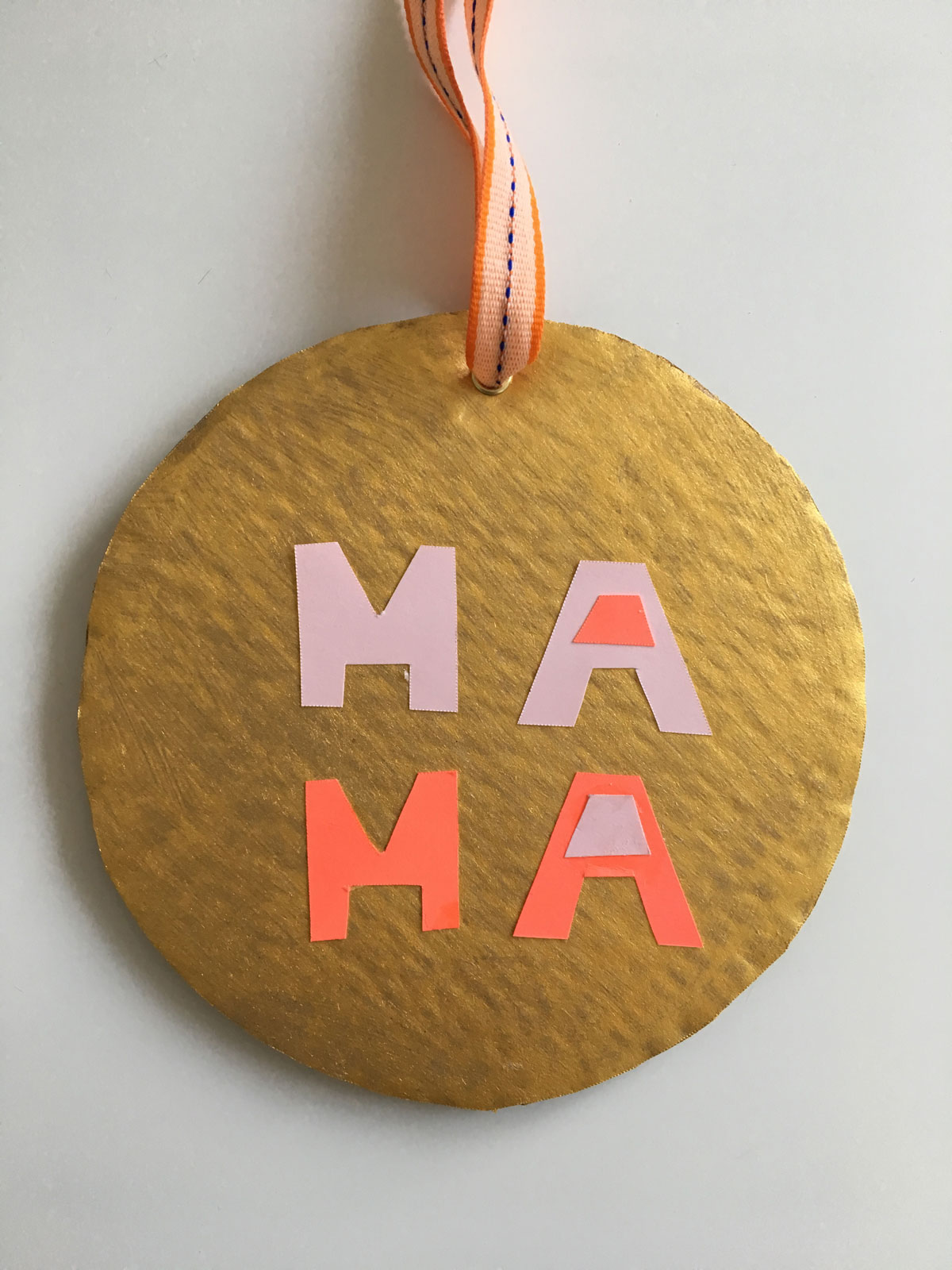 Medaille Mama