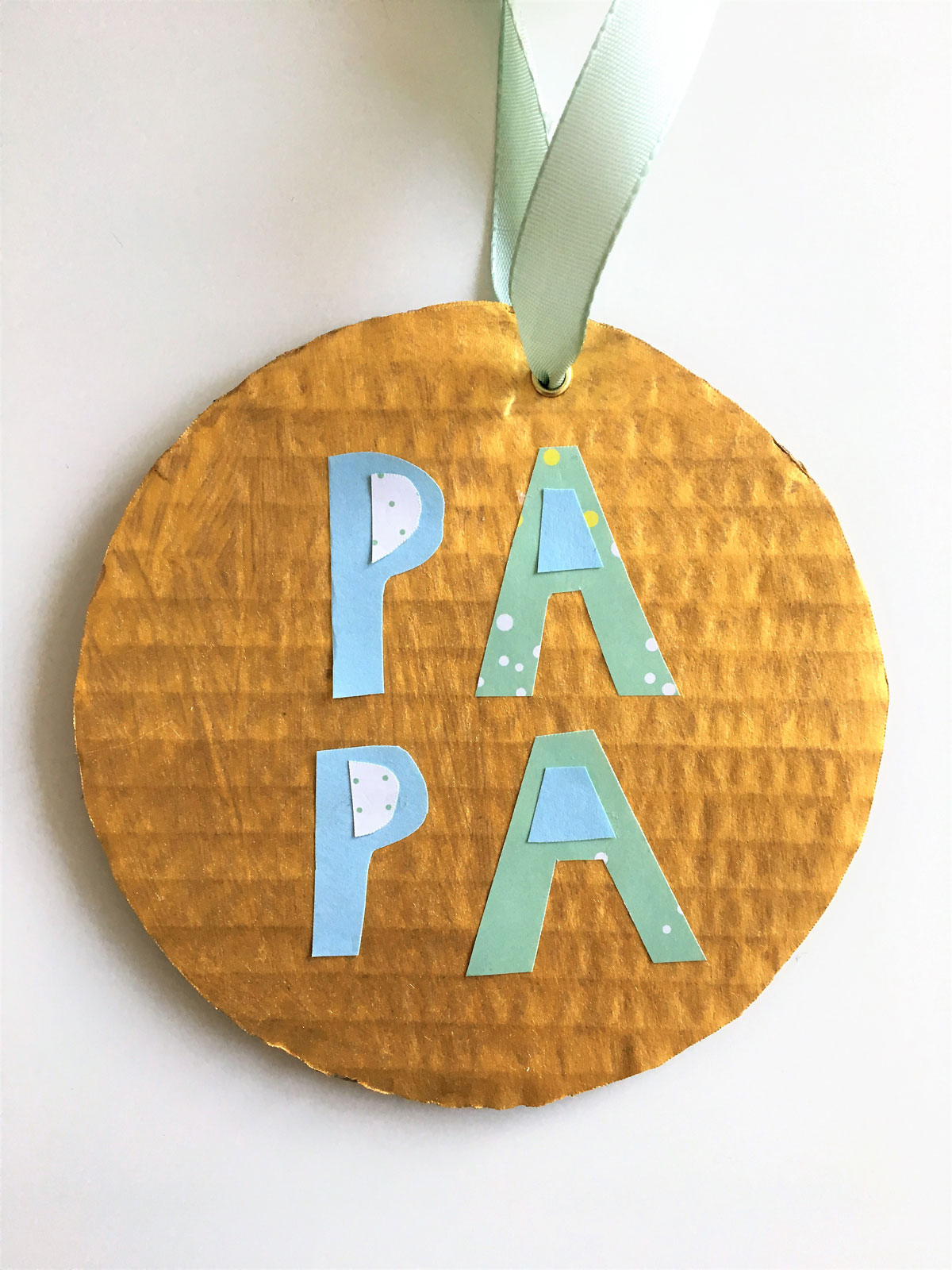 Medaille Papa