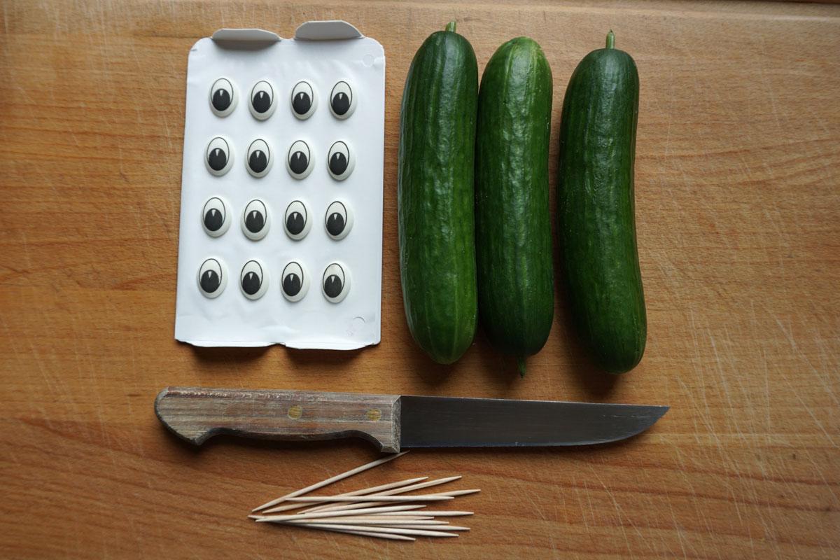 kaktus-gurken_snack-zahnstocher-zutaten