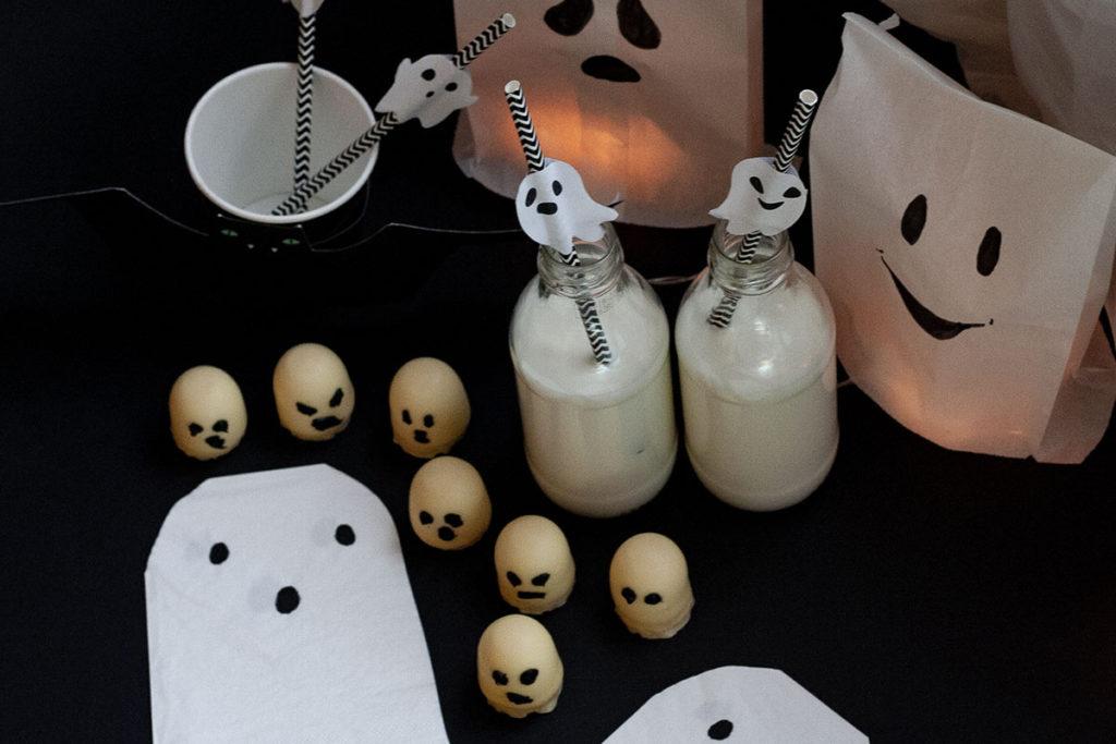 Bild für DIY Last-Minute Halloween-Ideen
